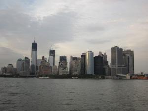 Manhattan desde el Ferry Staten Island